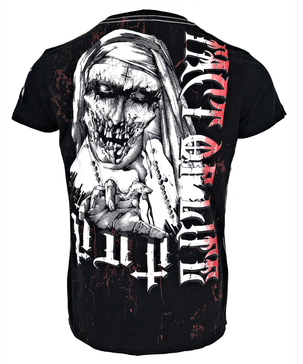 "Fact of Life T-Shirt ""The Devil`s Work"" TS-41 black"