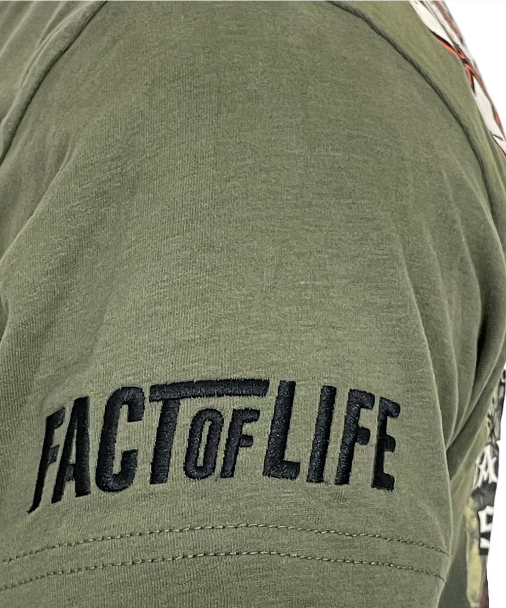 Fact of Life Game Over TS-45 grape leaf