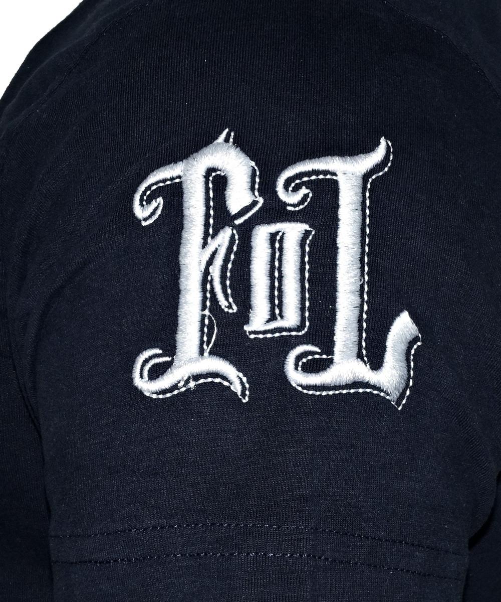 "Fact of Life T-Shirt ""Knockèm Out"" TS-30 navy"